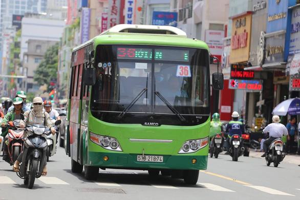 Xe ôm công nghệ phát triển làm khách đi xe buýt giảm mạnh - Ảnh 2.