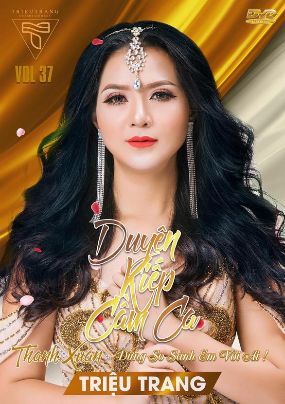 Ca sĩ Triệu Trang ra mắt cùng lúc 9 album kỷ niệm 19 năm ca hát - Ảnh 3.