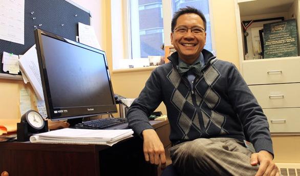 Đại học Harvard mời bác sĩ gốc Việt làm giám đốc trung tâm y tế - Ảnh 1.