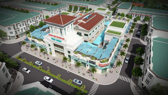 Bước tiến mới tại Khu đô thị mới Trà Vinh - Ảnh 1.