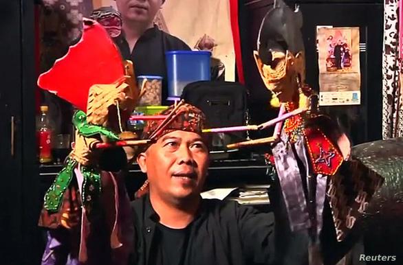 Indonesia: hồi sinh múa rối bóng nhờ con rối 3D và nội dung hiện đại - Ảnh 1.