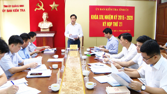 Kỷ luật chưa đúng mức, nhiều cán bộ tại Quảng Ninh bị đề nghị xử lý tiếp - Ảnh 1.