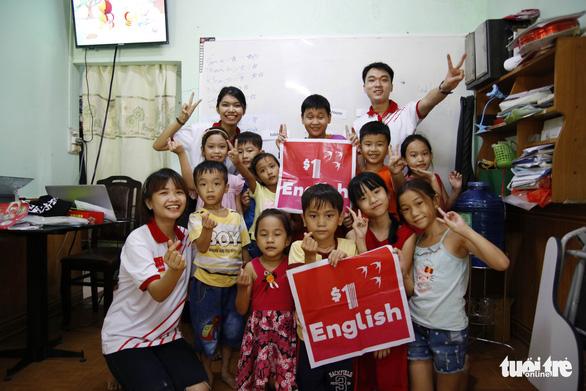 Chàng sinh viên và dự án Tiếng Anh 1 USD - Ảnh 1.