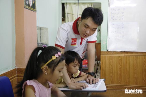 Chàng sinh viên và dự án Tiếng Anh 1 USD - Ảnh 2.