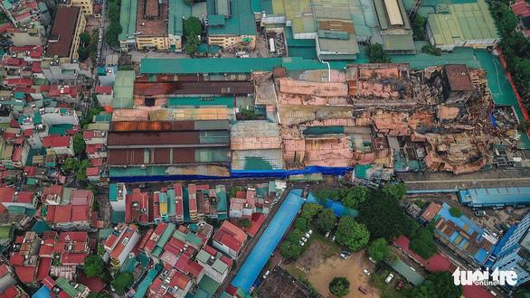 Hà Nội đề nghị Bộ Quốc phòng xử lý ô nhiễm hóa chất ở Rạng Đông - Ảnh 1.