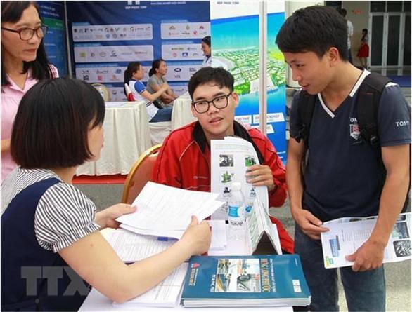 TP Hồ Chí Minh: Nhu cầu tuyển dụng lao động tháng 9 tăng 20% - Ảnh 1.