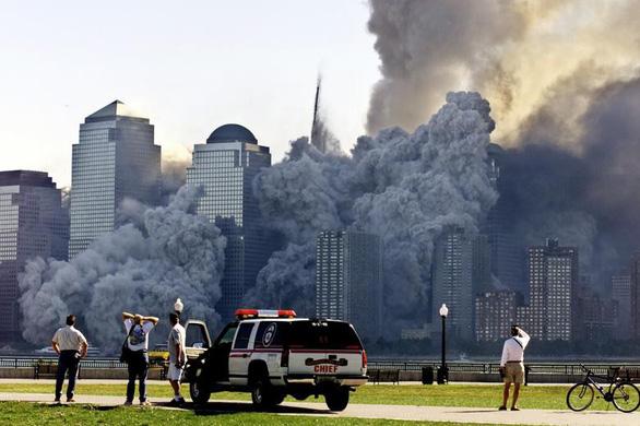 Khủng bố nước Mỹ 11-9: 18 năm nhìn lại vẫn bàng hoàng - Ảnh 6.