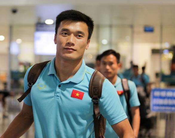 Đội trưởng Triệu Việt Hưng: U22 Trung Quốc không quá đặc biệt - Ảnh 2.