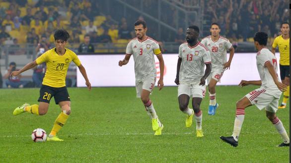 Thái Lan thắng đậm Indonesia ở lượt 2 vòng loại World Cup 2022 - Ảnh 1.