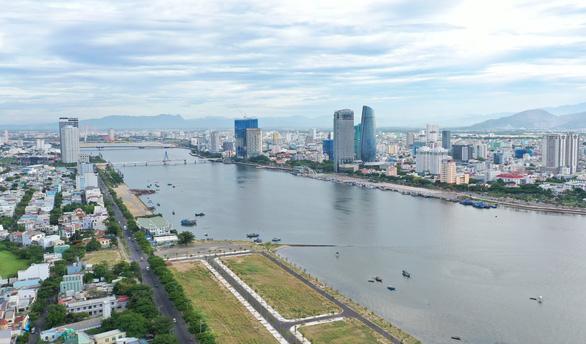 Đà Nẵng thi tuyển kiến trúc ven sông, thêm đất cho công trình công cộng - Ảnh 1.