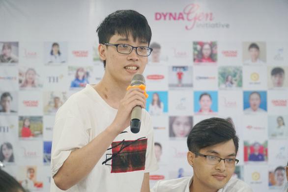 DynaGen Initiative, sáng kiến vì một thế hệ trẻ năng động hơn - Ảnh 1.