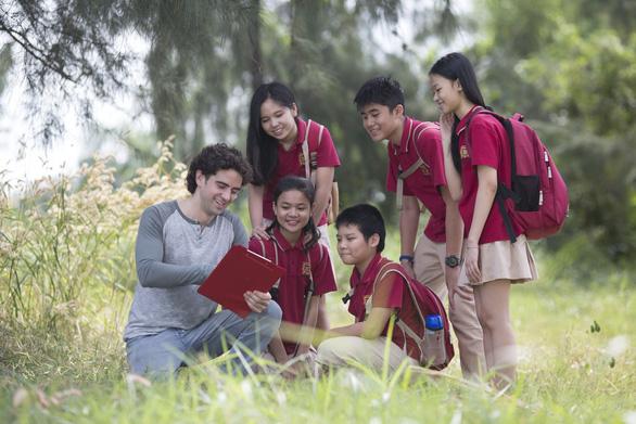 Học sinh Trường quốc tế Việt Úc nỗ lực nói không với rác thải nhựa - Ảnh 4.