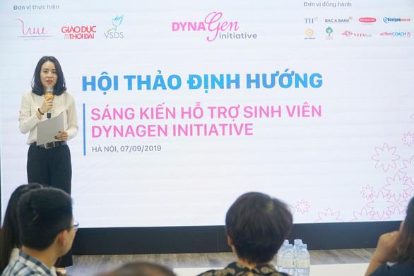 DynaGen Initiative, sáng kiến vì một thế hệ trẻ năng động hơn - Ảnh 2.