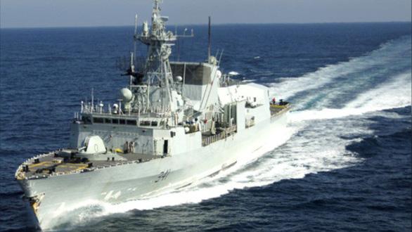 Canada xác nhận đưa tàu chiến qua eo biển Đài Loan theo luật pháp quốc tế - Ảnh 1.