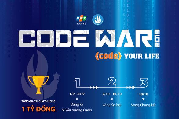 1 tỉ đồng giải thưởng dành cho SV thi lập trình chuyên nghiệp - Ảnh 2.