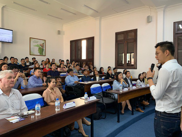 Giải thưởng 1 triệu đô la Singapore dành cho sinh viên khởi nghiệp - Ảnh 1.