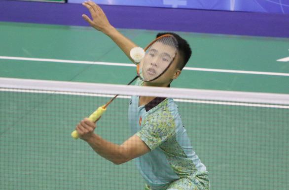 Nguyễn Tiến Minh đánh bại tay vợt hạng 48 thế giới - Ảnh 2.