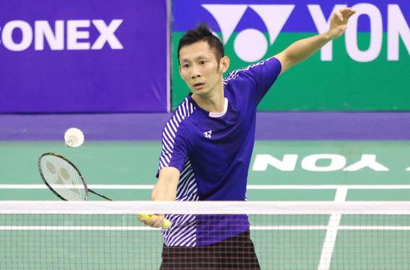 Nguyễn Tiến Minh đánh bại tay vợt hạng 48 thế giới - Ảnh 1.