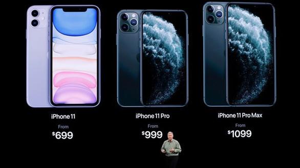 Nhà bán lẻ Việt Nam đã nhận 'đặt gạch' iPhone 11, giá rẻ nhất 21,99 triệu đồng - Ảnh 1.