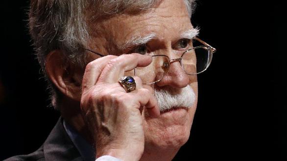Ông John Bolton: 'Biển Đông không phải một tỉnh của Trung Quốc' - Ảnh 1.