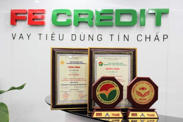 FE CREDIT lọt top 10 Hàng Việt tốt vì quyền lợi người tiêu dùng 2019 - Ảnh 1.