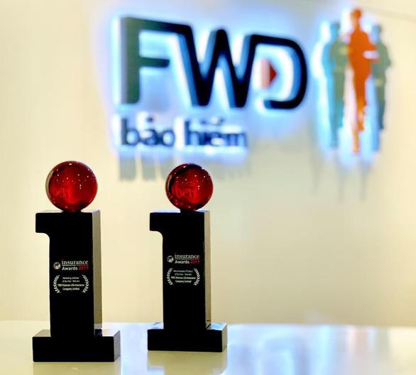 FWD nhận giải thưởng Doanh nghiệp chuyển đổi số xuất sắc 2019 - Ảnh 3.