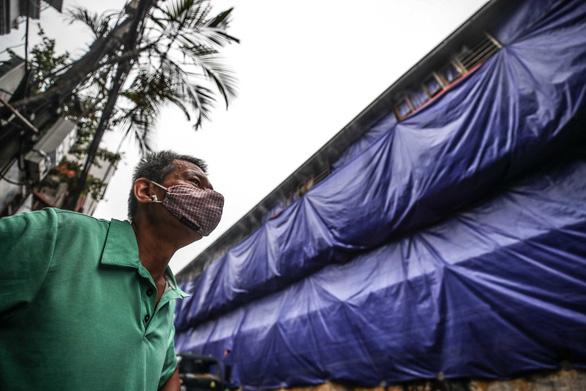 Bộ trưởng Trần Hồng Hà: Môi trường không khí ngoài Rạng Đông đã an toàn - Ảnh 1.