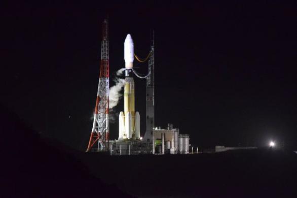 Cháy trung tâm vũ trụ, Nhật Bản hủy phóng tàu lên ISS - Ảnh 1.