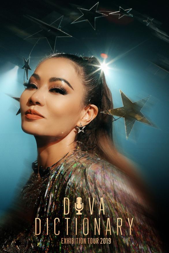 Thu Minh sẽ tiết lộ toàn bộ 'gia sản' trong triển lãm 'Diva dictionary'