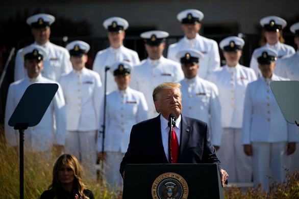 Ngày 11-9, ông Trump thông báo tấn công Taliban dữ dội 4 ngày qua - Ảnh 1.