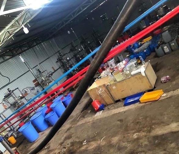 Phát hiện công xưởng người Trung Quốc sản xuất ma túy cực lớn tại Kon Tum - Ảnh 4.