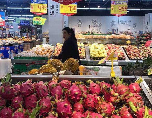 Xuất khẩu rau quả sang Trung Quốc tắc nghẽn, bộ khẩn cấp khuyến cáo - Ảnh 1.