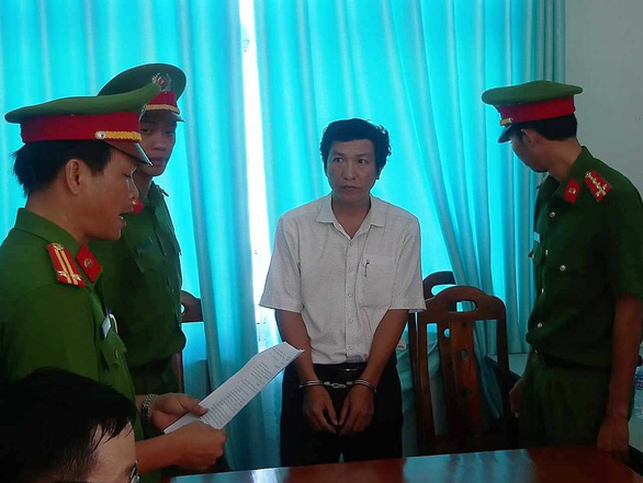 Bắt phó chủ tịch UBND TP Phan Thiết Trần Hoàng Khôi - Ảnh 2.