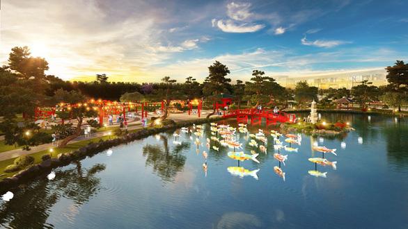 Ra mắt vườn Nhật tại Hà Nội - Ảnh 4.
