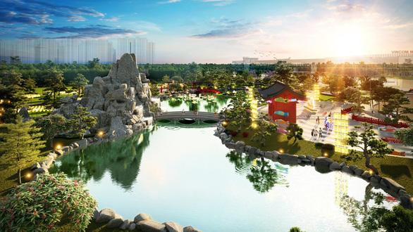 Ra mắt vườn Nhật tại Hà Nội - Ảnh 5.