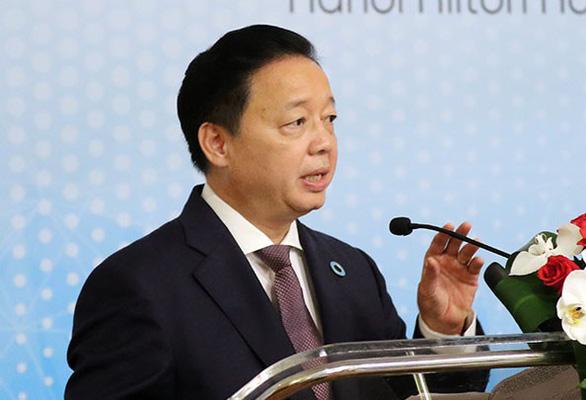 Bộ trưởng Trần Hồng Hà: Môi trường không khí ngoài Rạng Đông đã an toàn - Ảnh 2.
