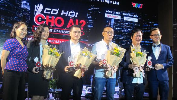 Nhớ kỷ niệm đi xin việc, nhà báo Lại Văn Sâm làm MC Cơ hội cho ai - Ảnh 3.