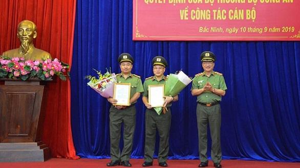 Giám đốc Công an Bắc Ninh làm cục trưởng Cục CSĐT tội phạm tham nhũng - Ảnh 1.