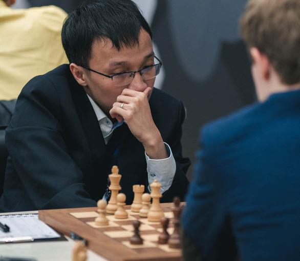 Lê Quang Liêm vào vòng 2 World Cup cờ vua - Ảnh 2.