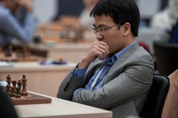 Lê Quang Liêm vào vòng 2 World Cup cờ vua - Ảnh 1.