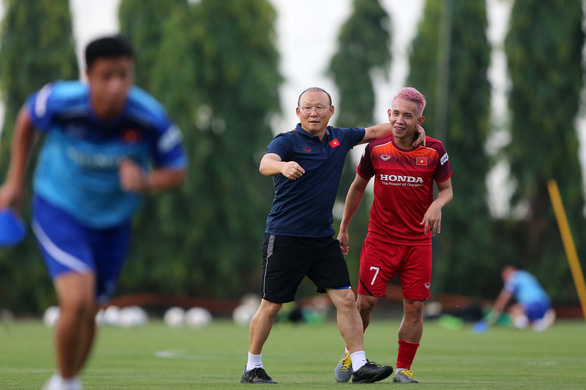 Ngày 19-9: bán vé trực tuyến trận Việt Nam - Malaysia tại vòng loại World Cup 2022 - Ảnh 1.
