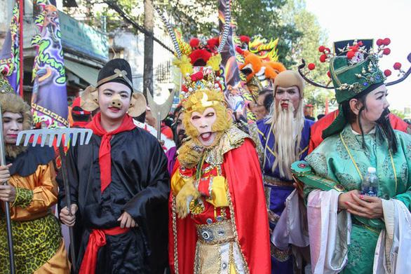 TP.HCM kiến nghị đưa Lễ hội Nguyên tiêu vào danh mục di sản văn hóa phi vật thể quốc gia - Ảnh 2.