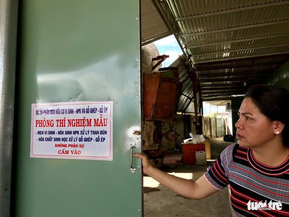 Nhóm người Trung Quốc sản xuất tiền chất ma túy ở Kon Tum chỉ có visa du lịch - Ảnh 1.