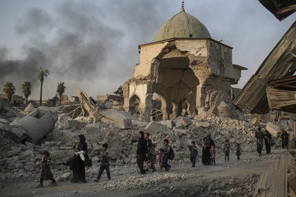 Đã có 100 triệu USD tái thiết di sản quý ở Iraq - Ảnh 1.