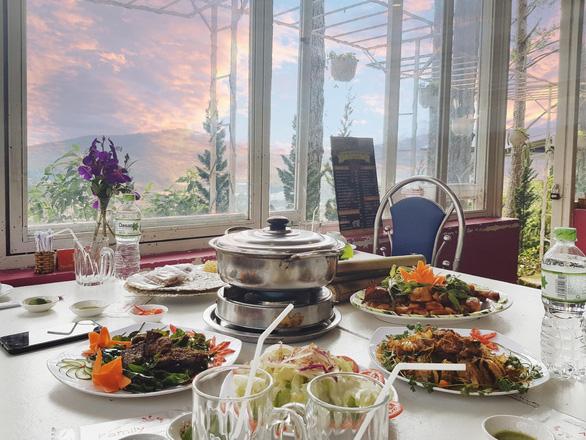Top 5 nhà hàng phải ghé 1 lần khi đến Đà Lạt - Ảnh 1.