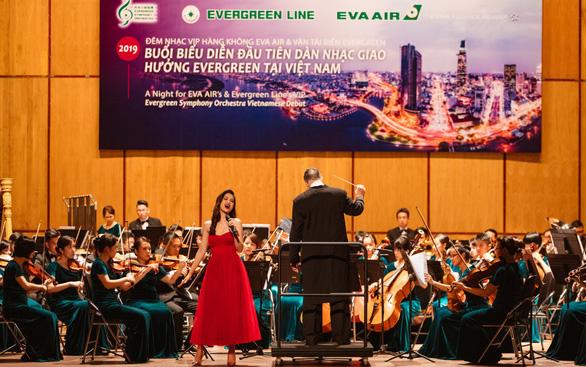 Đêm nhạc kỷ niệm 30 năm thành lập EVA Air - Ảnh 3.