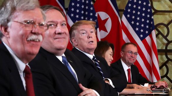 Ông Bolton ra đi, Tổng thống Trump sử dụng 'mô hình Kissinger'? - Ảnh 1.