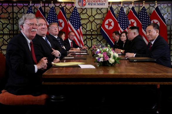 Tổng thống Mỹ muốn gặp lại lãnh đạo Triều Tiên - Ảnh 1.