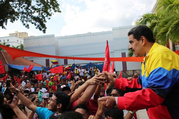 Mỹ doạ cứng rắn hơn với Venezuela - Ảnh 2.