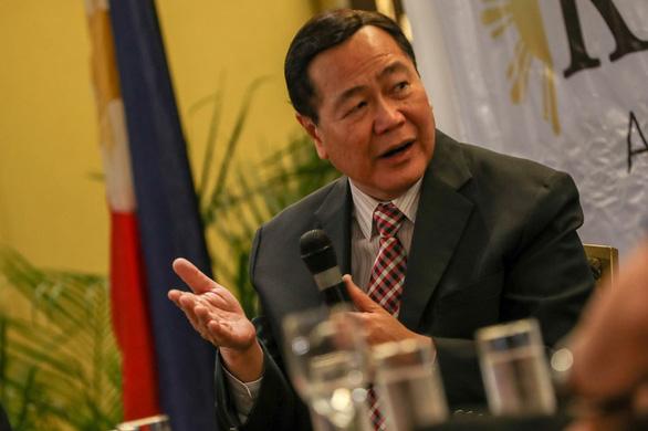 Ông Duterte không có quyền bỏ qua phán quyết Biển Đông - Ảnh 1.